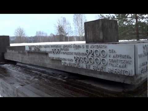 Мемориалы Великой Отечественной войны в Беларуси Belarusby