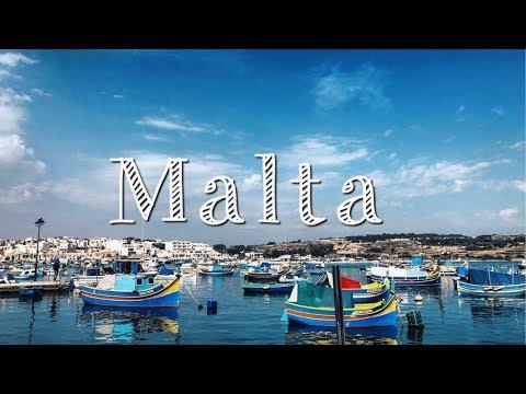 TRAVEL VLOG    Malta