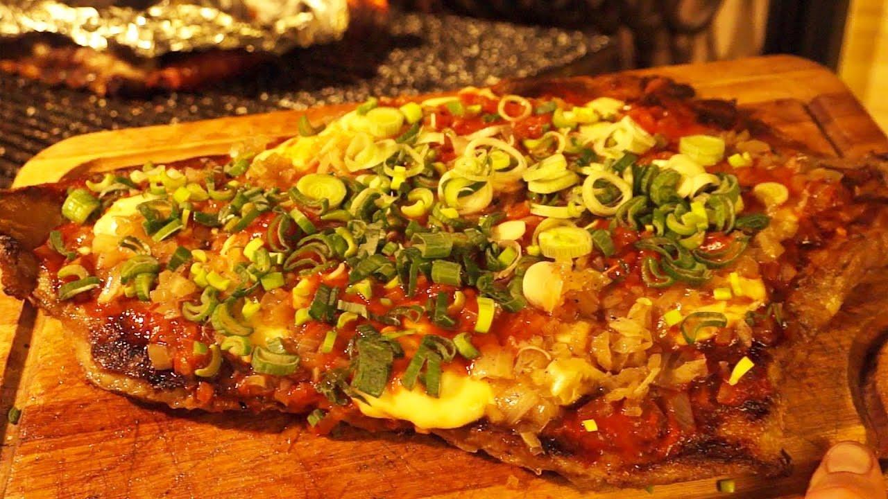 Como Tiernizar Matambre Y Hacerlo A La Pizza De Fuggaza