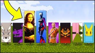 TOP 10 STENDARDI su MINECRAFT! (PS4/3, Pocket Edition, Xbox, Switch, PC) ITA