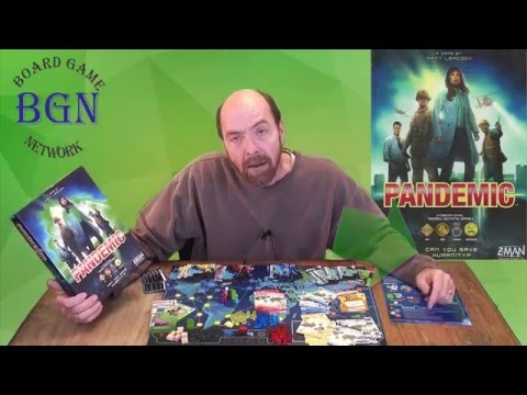 How to play the board game Pandemic - YouTube