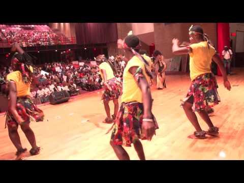 NBF Dance Group Cameroon Festival