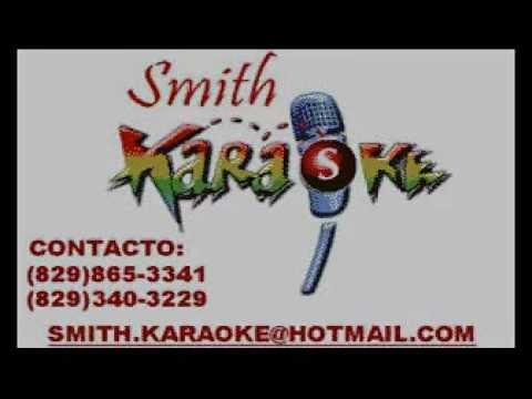 LUIS PERICO ORTIZ MAS AMOR SMITH KARAOKE (EXCLUSIVO)