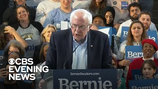 Sanders up against Biden in South Carolina primary
