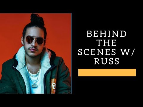 "Columbia Artists Russ talks  ""Atlanta's Pump Fake"""