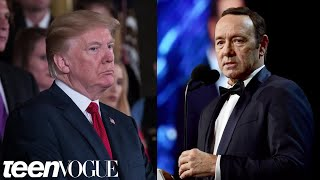 Netflix Announces House of Cards Spinoff After Kevin Spacey Scandal | The Teen Vogue Take
