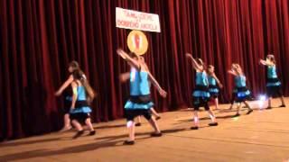 2015 04 19 Dance Aerobic - Adam Ďurica - Mandolína