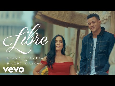 Diana Fuentes – Libre (Remix – Official Video) ft. Randy Malcom
