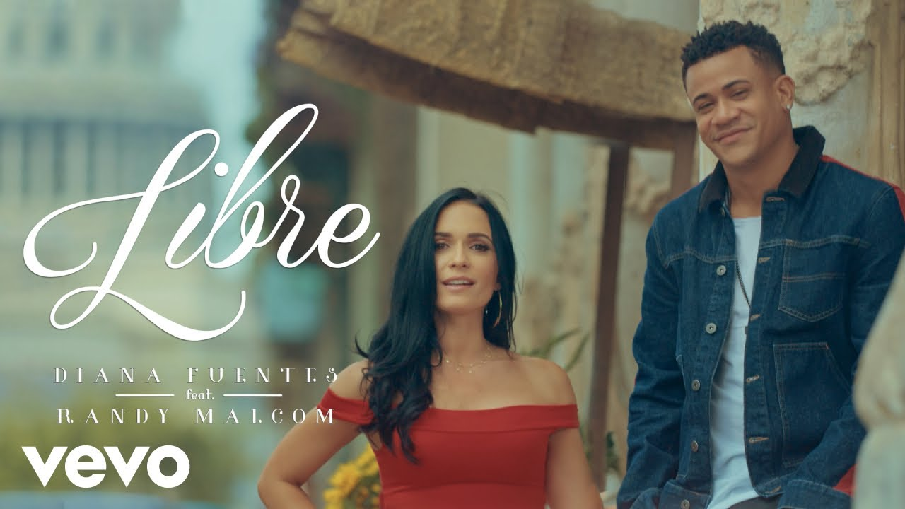 Diana Fuentes - Libre (Remix - Official Video) ft. Randy Malcom