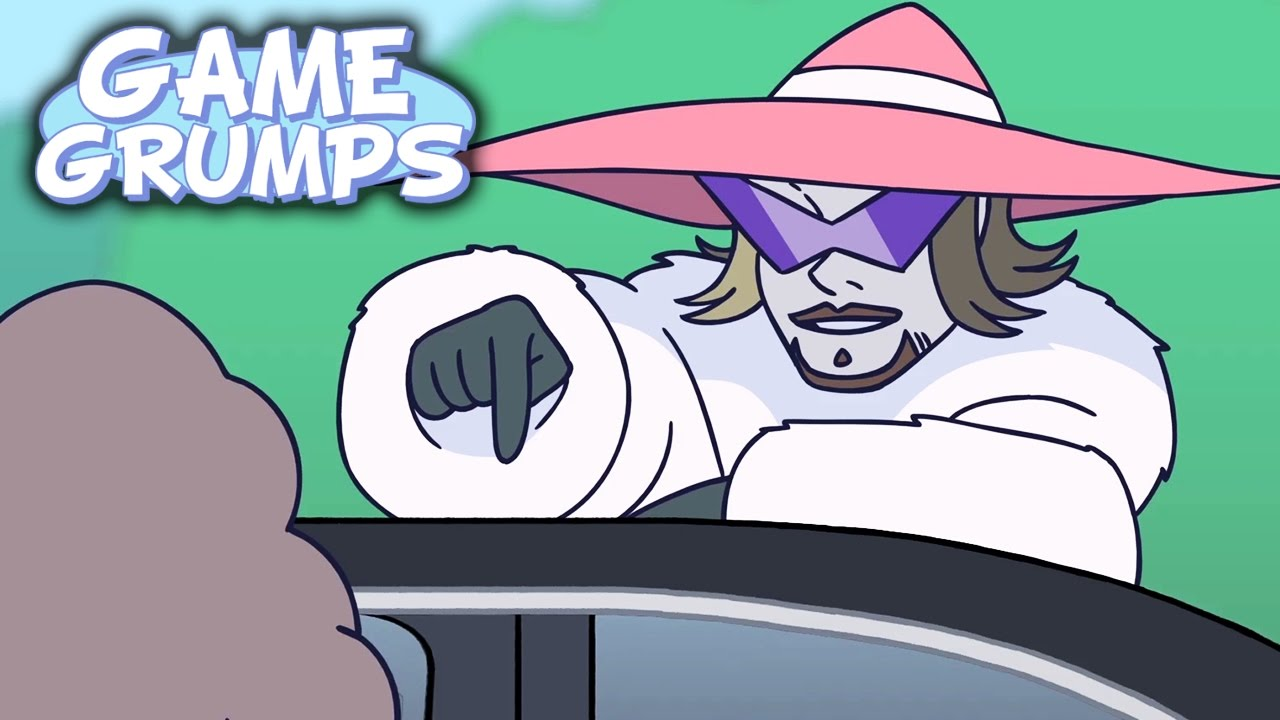 Game Grumps Animated Dont You Know Who I Am By Kikity1414
