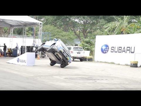 [XEHAY.VN] Subaru mang trình bày mạo hiểm đến khuấy động TP. HCM