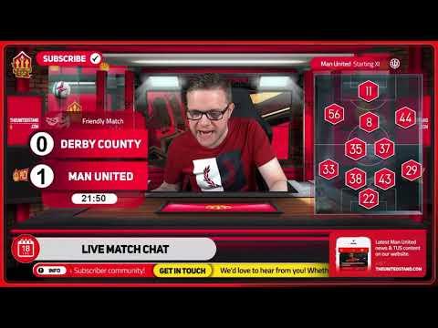 GOLDBRIDGE Best Bits | Derby 1-2 Man United