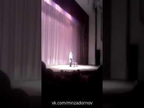 Михаил Задорнов Что можно купить в аптеке к чаю? (Концерт в Самаре, 29.05.13)