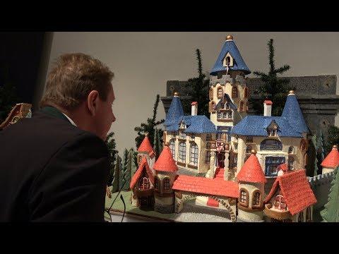 Lebkuchenausstellung 2018 im Stift Zwettl