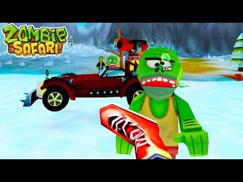 МАШИНКИ и ЗОМБИ zombie safari #22 прохождение ИГРЫ ПРО МАШИНЫ для детей VIDEOS FOR KIDS games car
