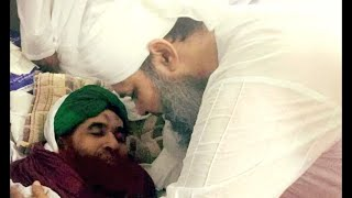 Owais Qadri visits Maulana Ilyas Attar Qadri (full video)