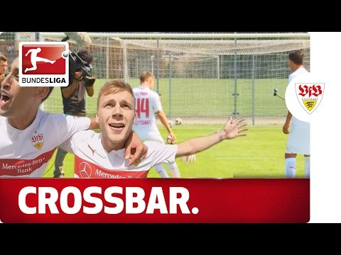 Crossbar Challenge - VfB Stuttgart