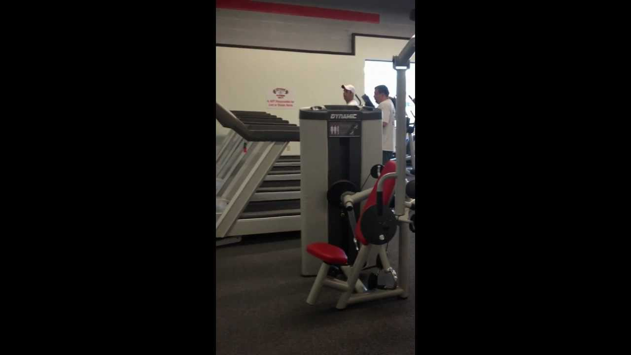 Chair Gym Setup Swing Top View Dynamic New Mifflnburg Pa For Extreme Fitness 24 7 Video Call 517 902 6701