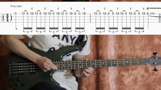 Classic Metal Bass Lessons