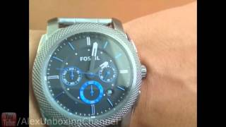 Fossil Watch FS4931 UNBOXING
