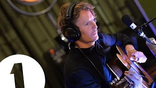 Ben Howard performs Small Things in the Live Lounge
