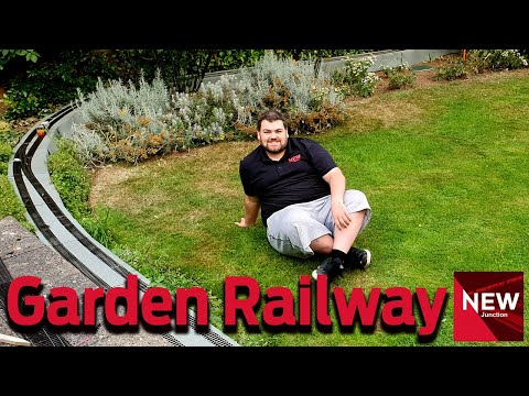 New Junction:  Building an 'O' gauge Garden Railway  Part Two