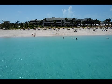 Turks And Caicos Resorts >> The Sands at Grace Bay Turks and Caicos: An Ultimate Beach Resort - YouTube