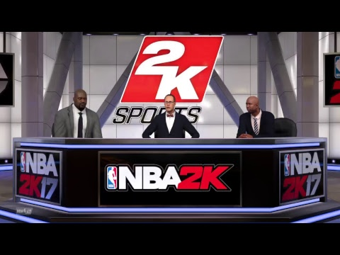 NBA 2K17 - Philadelphia 76ers vs Cleveland Cavaliers