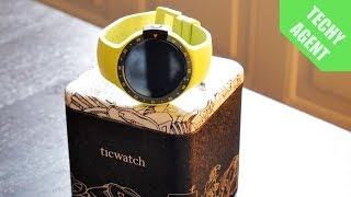Ticwatch S and Ticwatch E - Unboxing and First Impressions