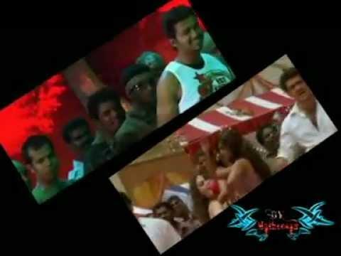 vijay & ajith dance remix (mm media works 25th remix)