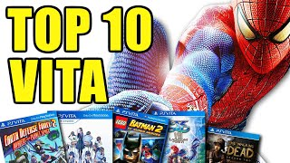 10 Playstation Vita Gaṁes That Usually Don't Make Other Top 10 List