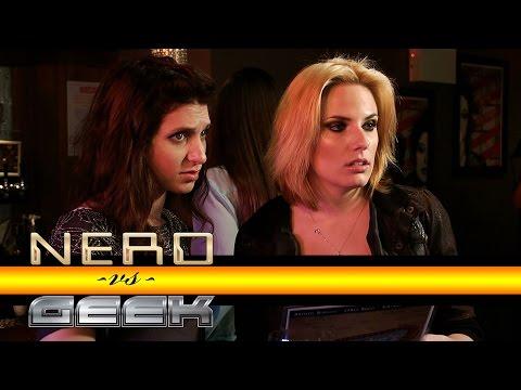 Nerd vs Geek #8: Wing-womaning