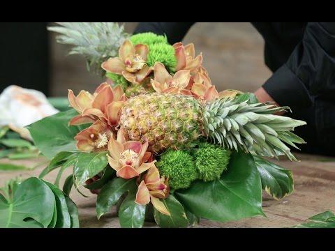 Pineapple Arrangement