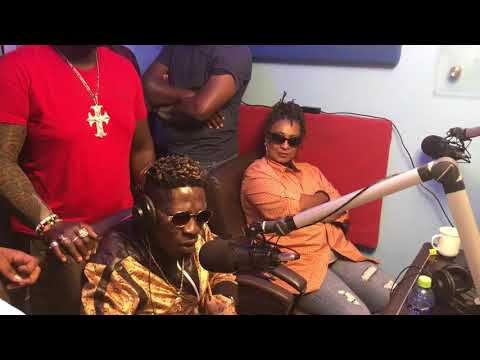 SHATTA WALE REVEALS THE SECRETS BEHIND WHY HE DID NOT ALLOW STONEBWOY AND SAMINI TO REIGN CONCERT