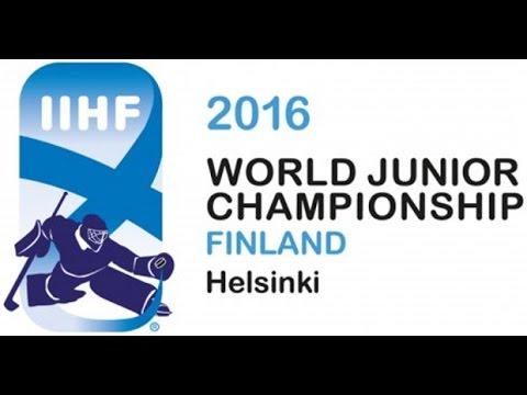 Canada vs Finland Quarter Finals January 2nd 2016 HD
