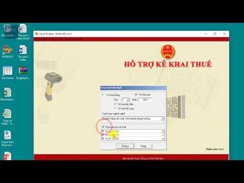 Hướng dẫn lập tờ khai thuế GTGT   01GTGT - Public