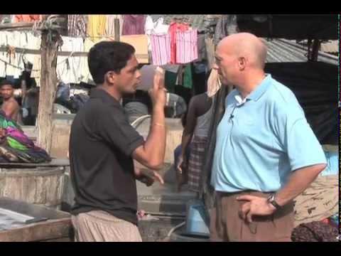 Mumbai, India - Journey with Jamie Logan