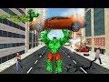 Monster Hero Incredible Fight in City | Monster Vs Monster Vs Gangster Vs Wolf - Android GamePlay