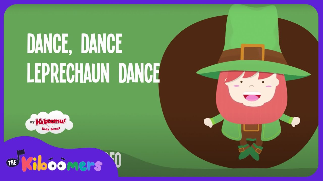 Uncategorized Dancing Leprechauns saint patricks day song leprechaun dance lyrics kids for youtube