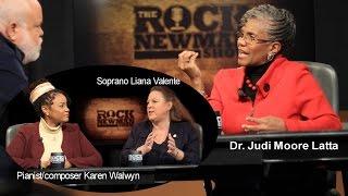 Howard Talent & Judi Moore Latta on Rock Newman Show