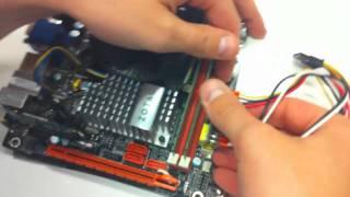 Building a Mini-ITX computer with Mini-box Part 1
