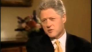 Bill Clinton: Laying the Foundation for The House of Cards
