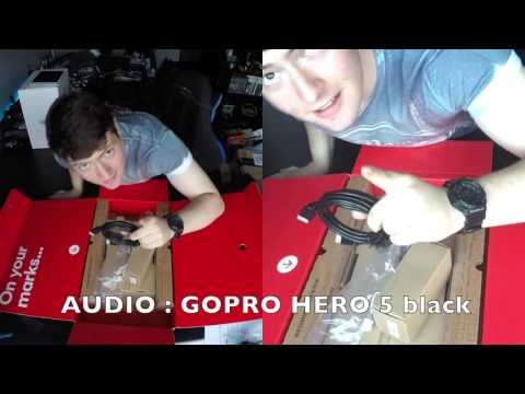 GOPRO HERO 5 UNBOXING AND REVIEW