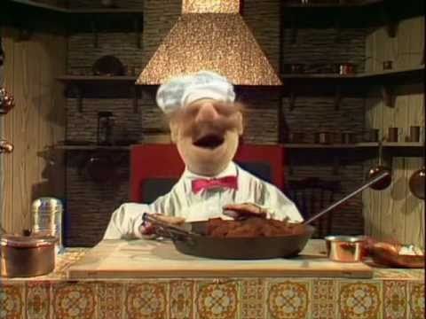 The Muppet Show - The Swedish Chef