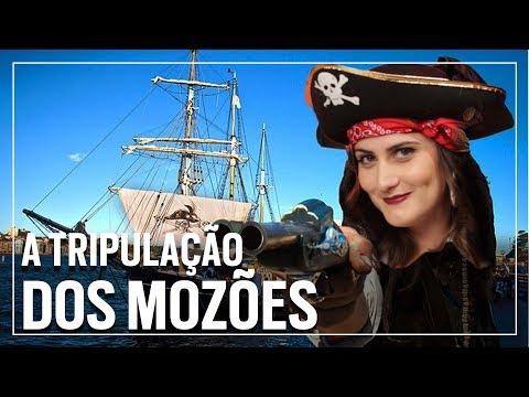 ☠ SÓ NAS PIRATARIAS PRA SKULL & BONES - Review da Mari