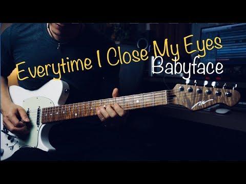 Babyface - Everytime I Close My Eyes - Vinai T cover
