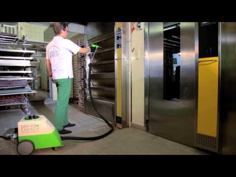 Dry Ice Energy - Reinigung mit Trockeneis