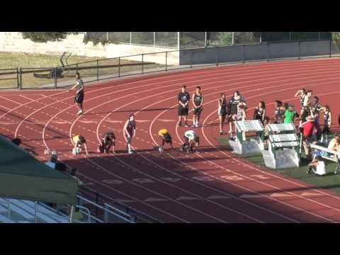 Castro Valley, Tennyson And Hayward High School Track Meet 03/17/16