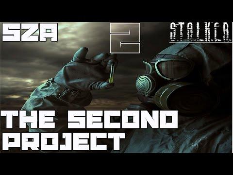 "Stalker SZA: The Second Project Прохождение - Часть#2[Работа на ""Долг""]"