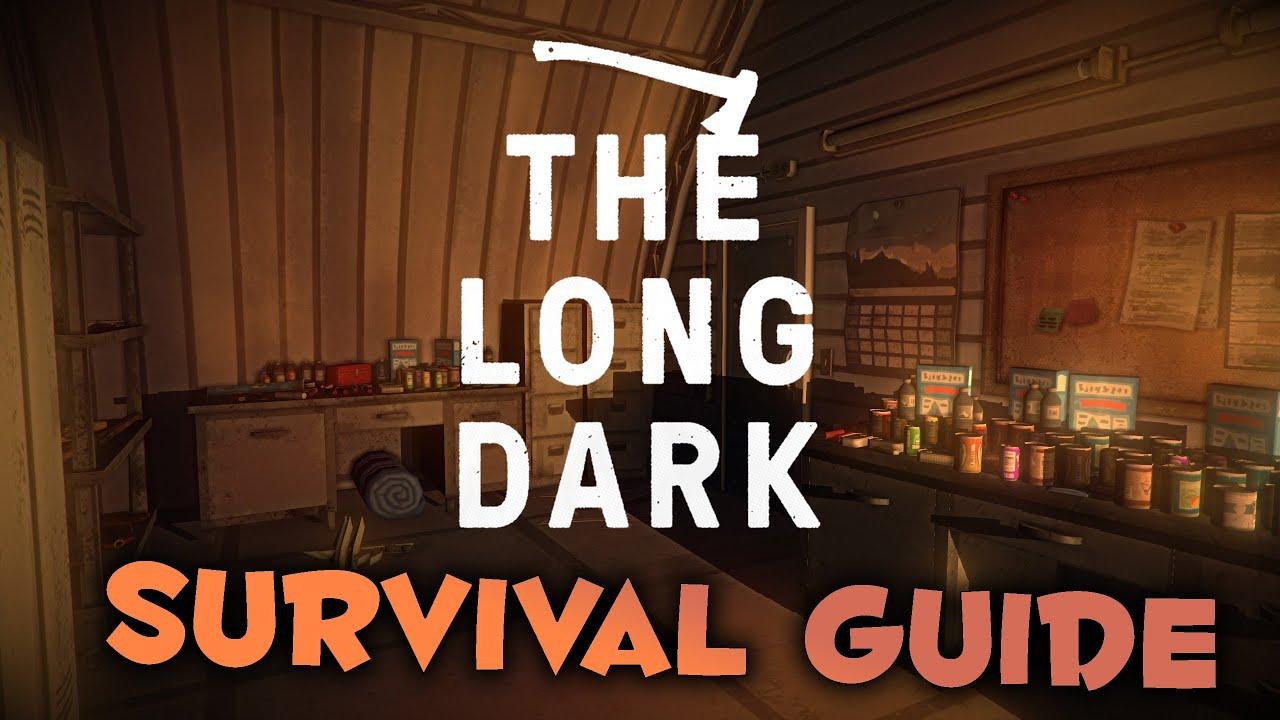 The Long Dark  Beginners Survival Guide 2017  YouTube
